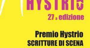 PREMIO HYSTRIO – SCRITTURE DI SCENA 2017