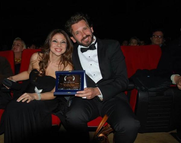 Luca Notari e Stefania Fratepietro3_GEW2014