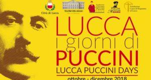 LUCCA PUCCINI DAYS: QUEL CENTENARIO PUCCINIANO MUTILATO