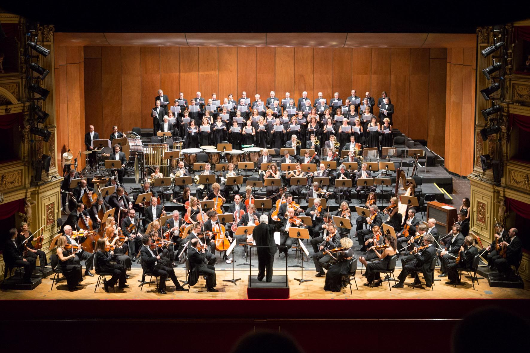 M°Gelmetti Orchestra e Coro del Verdi foto F.Parenzan-0676