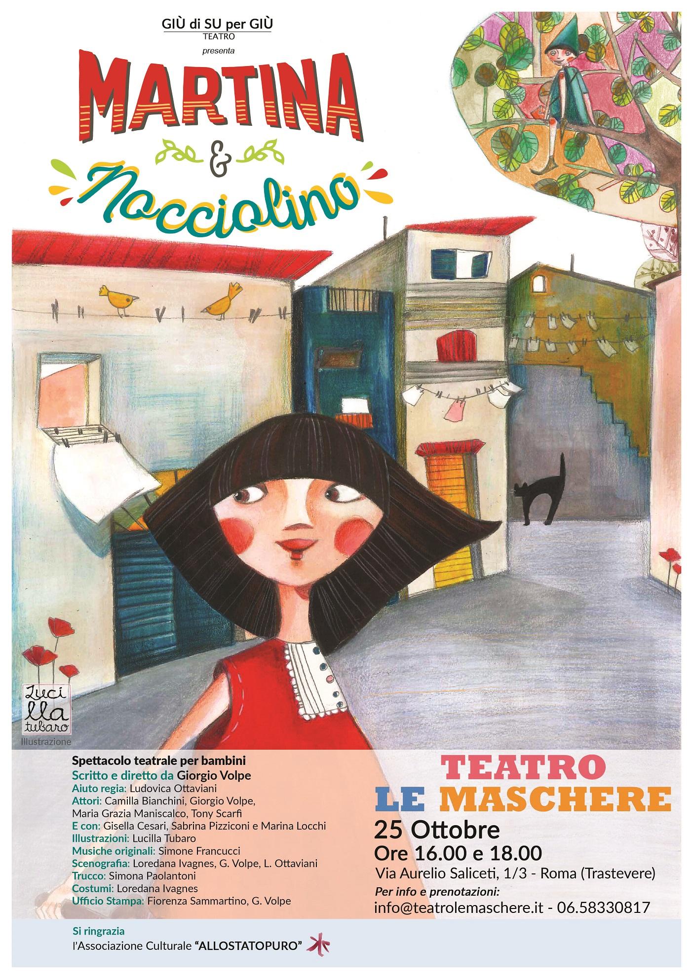 MARTINA & NOCCIOLINO