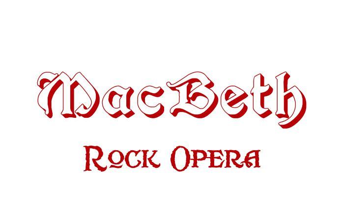 MACBETH ROCK OPERA AL TEATRO TOR BELLA MONACA