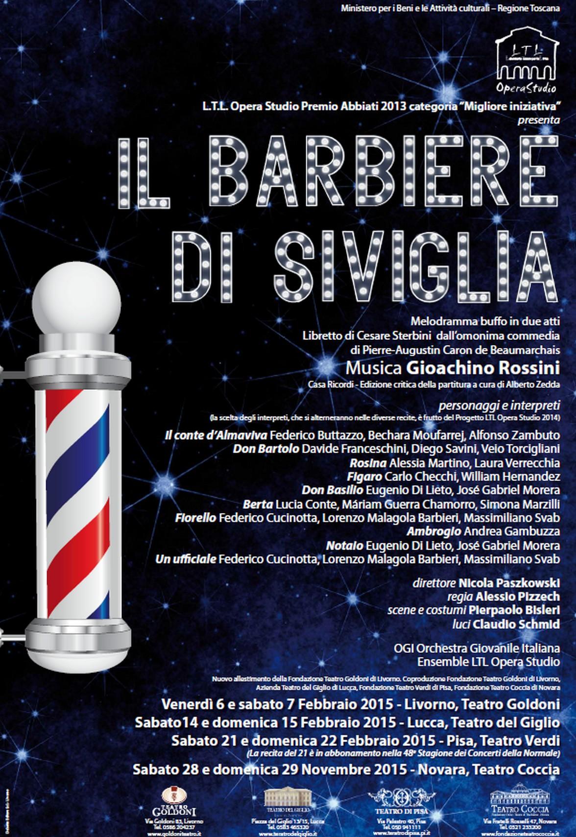 Manifesto barbiere