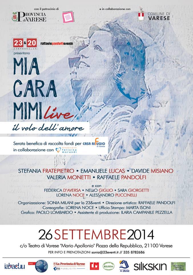 Mia cara Mimì Live 2 (1)