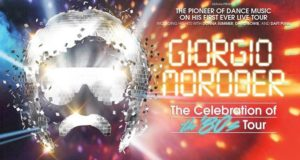 THE CELEBRATION OF THE 80s: IL LIVE SHOW DEL PREMIO OSCAR GIORGIO MORODER