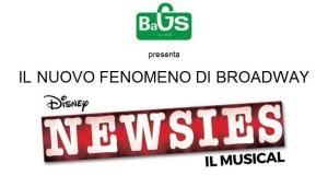 """""""NEWSIES"""": A MILANO LA VERSIONE ITALIANA DEL SUCCESSO DI BROADWAY"""
