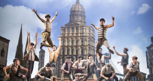 NEWSIES: IL VIDEO INTERATTIVO DEL MUSICAL