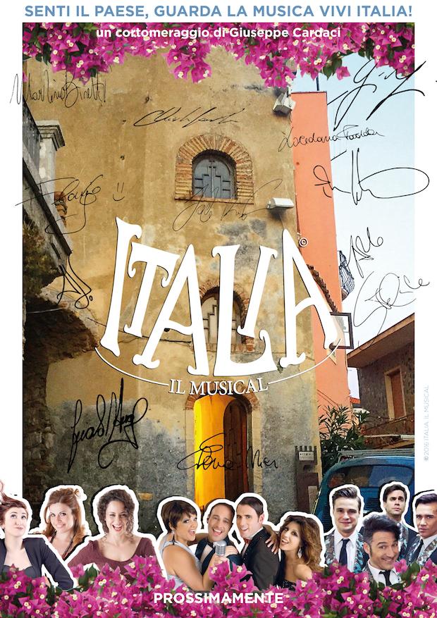 ITALIA – IL MUSICAL