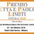 PREMIO ETTA E PAOLO LIMITI 2018