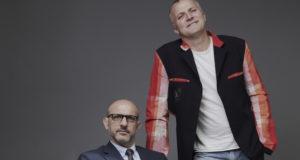 """AL TEATRO OLIMPICO MARCO PRESTA E MAX PAIELLA IN """"ZOMBIE"""""""