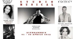 ALESSANDRIA STUDIO MUSICAL
