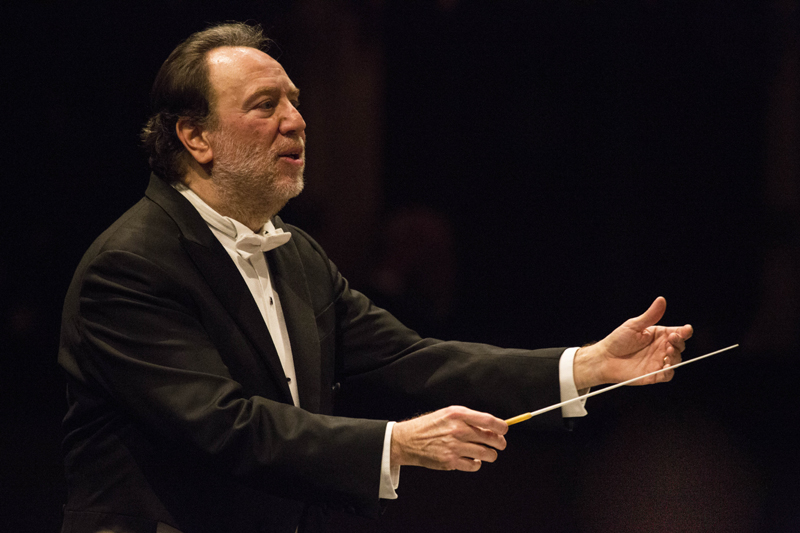 Gewandhausorchester Leipzig Direttore: Riccardo Chailly Violino: Julian Rachlin