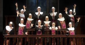 """""""SISTER ACT"""" TORNA AL BRANCACCIO E PROSEGUE IL TOUR"""