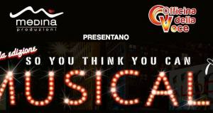 "SECONDA EDIZIONE DI ""SO YOU THINK YOU CAN MUSICAL?"""