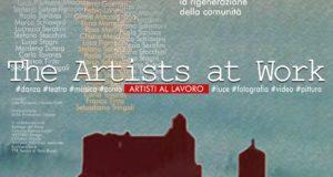 """""""THE ARTISTS AT WORK"""" , DUE GIORNI DI PERFORMANCE DEDICATE ALLO SPETTACOLO DAL VIVO E AI SUOI LAVORATORI"""