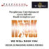 CASTING – WE WILL ROCK YOU, TOUR EUROPEO – PEEPARROW ENTERTAINMENT UK E TEC ENTERTAINMENT NL