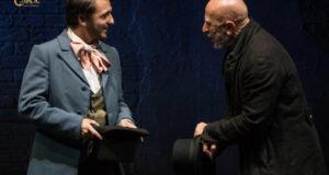 """TEATRO QUIRINO: CIUFOLI È  SCROOGE IN """"A CHRISTMAS CAROL"""" DIRETTO DA ANGELINI"""