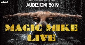 CASTING – MAGIC MIKE LIVE