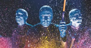 BLUE MAN GROUP TORNA IN ITALIA