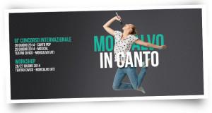 MONCALVO IN CANTO: CONCORSO CANTO POP E MUSICAL