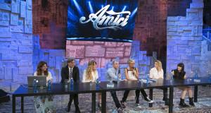 AMICI: LA FINALE PRESENTATA IN CONFERENZA STAMPA CON TUTTI I PROTAGONISTI