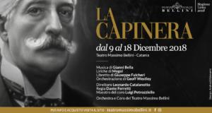LA CAPINERA – PRIMA MONDIALE A CATANIA