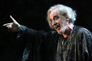 Teatro: 'Re Lear, la storia', apocalittico Rigillo al Verga di Catania