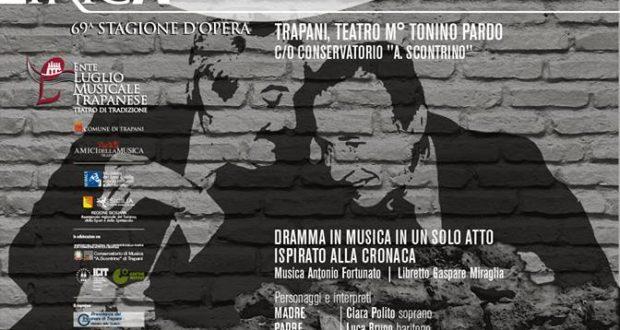"""""""FALCONE E BORSELLINO, OVVERO IL MURO DEI MARTIRI"""": DRAMMA IN MUSICA A TRAPANI"""