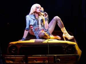 Neil Patrick Harris in Hedwig And The Angry Inch - foto  di joan marcus