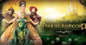 """LA COMPAGNIA BIT PROPONE """"IL PRINCIPE RANOCCHIO"""" IN MUSICAL"""