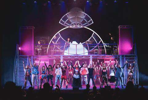 """WE WILL ROCK YOU""ARRIVA AL BRANCACCIO E PROSEGUE IL TOUR"