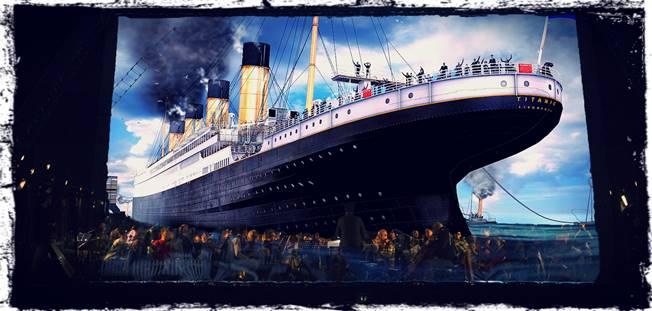 Le Requiem du Titanic (The Titanic Requiem) de Robin Gibb Image00212