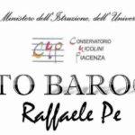 LABORATORIO DI CANTO BAROCCO CON RAFFAELE PE