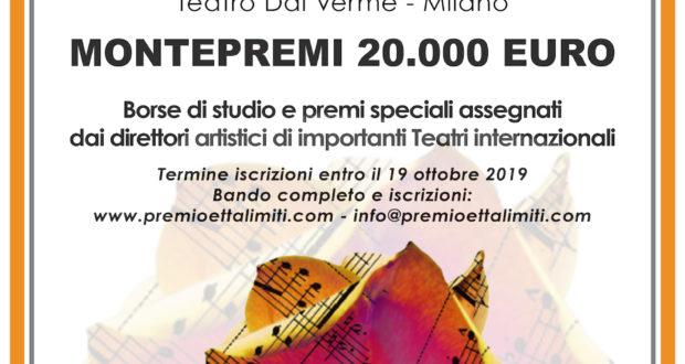 OPERA – PREMIO ETTA E PAOLO LIMITI 2019