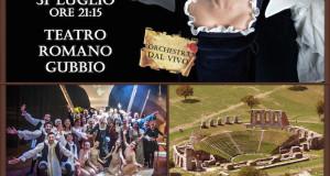 ARTEMISIA AL TEATRO ROMANO DI GUBBIO