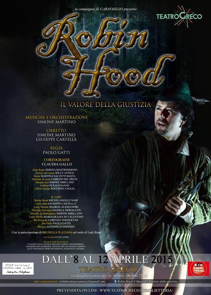 locanidna Robin Hood
