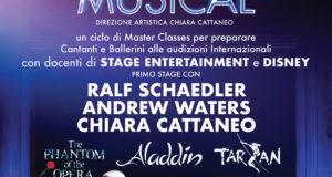 MASTERS OF MUSICAL – TEATRO BRANCACCIO CON MDM ACADEMY