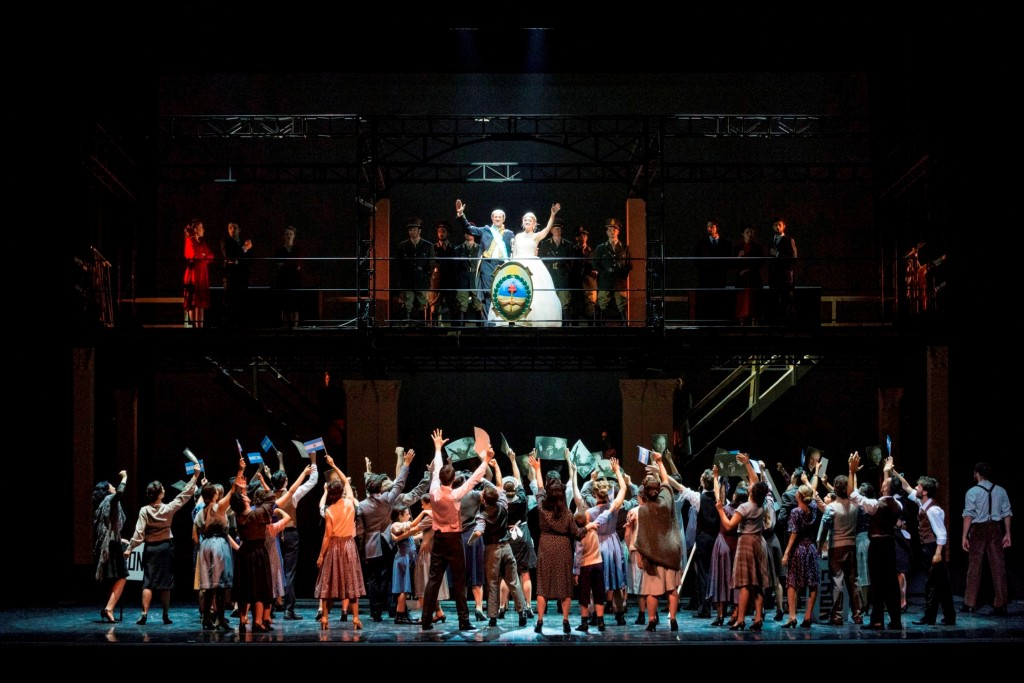 musical Evita foto 1 - Copia