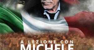 TEATRO SISTINA: A LEZIONE CON MICHELE PLACIDO. VIAGGIO NELLA LETTERATURA ITALIANA DA DANTE A LEOPARDI