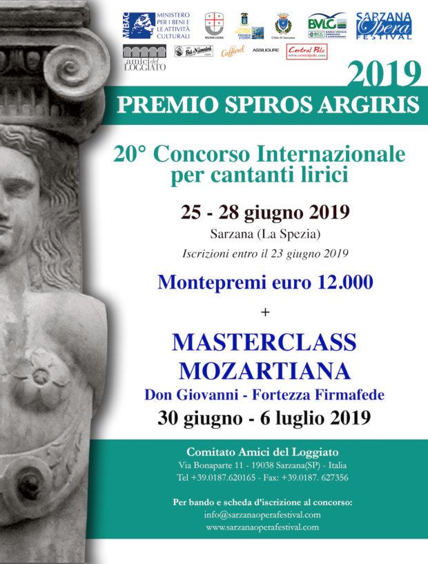 Spiros Argiris 2019