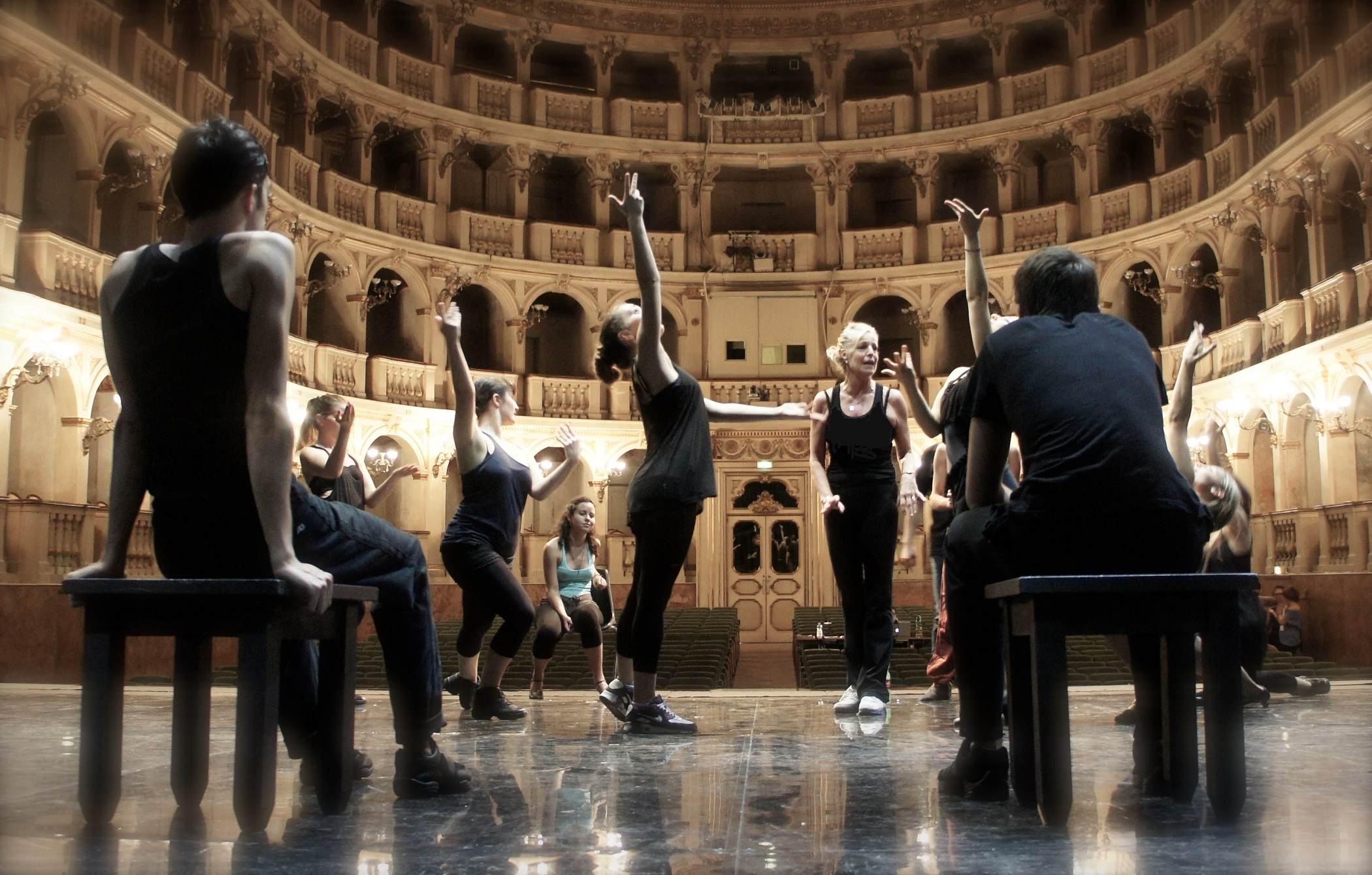 AUDIZIONI PER WEST SIDE STORY – BSMT, REGIA GIANNI MARRAS. IL BANDO.
