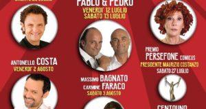 """INIZIATA LA QUARTA EDIZIONE DELLA RASSEGNA """"LE TERRAZZE TEATRO FESTIVAL"""" AL PALAZZO DEI CONGRESSI DI ROMA"""