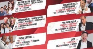 TIRSO DE MOLINA, LA NUOVA STAGIONE: GRANDI NOMI DELLA COMICITÀ ROMANA E GIOVANI TALENTI