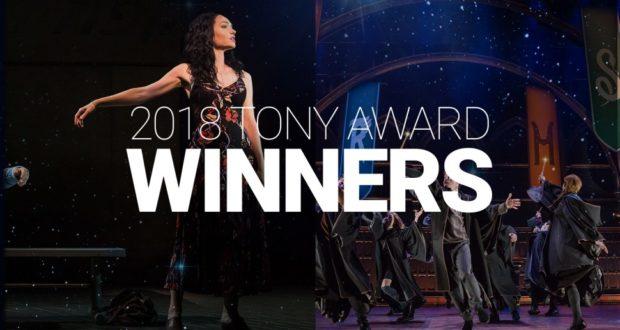 TONY AWARDS 2018 – I VINCITORI