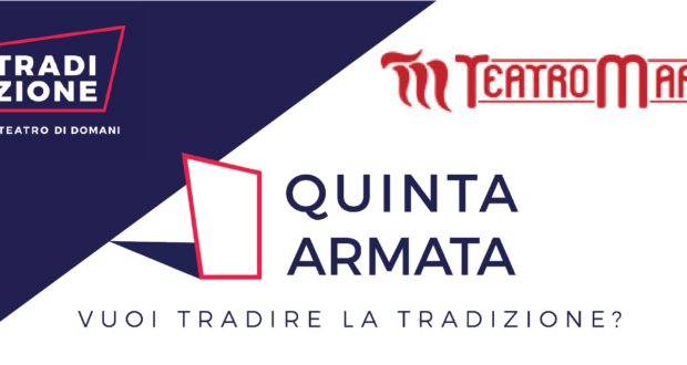 """""""QUINTA ARMATA"""" INVADE IL TEATRO MARCONI DI ROMA"""